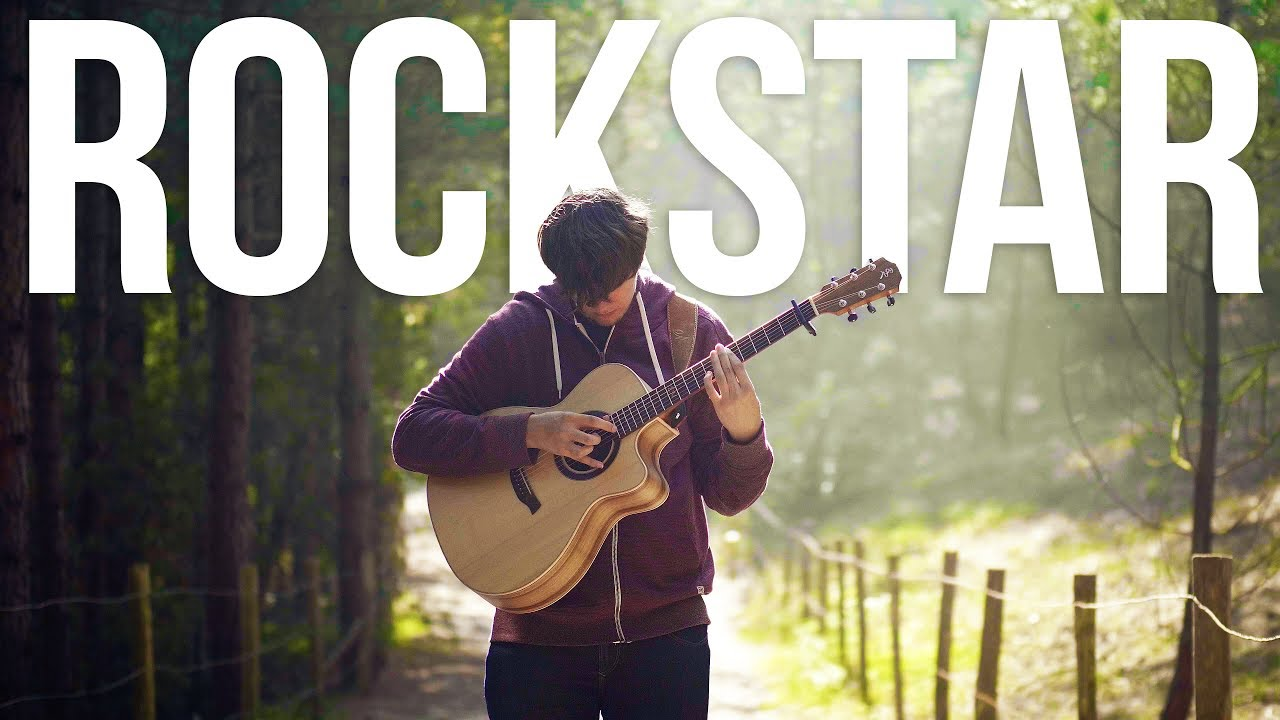 Post Malone feat. 21 Savage – Rockstar – Fingerstyle Guitar Cover