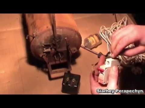 Как сделать компрессор из насоса от холодильника