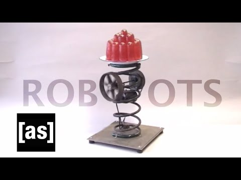Off The Air - Robots