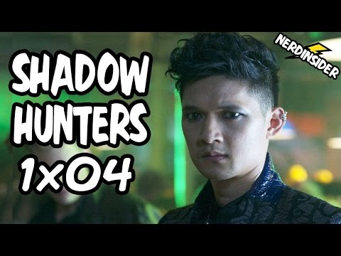 Shadowhunters Episode 4 REACTION and REVIEW
