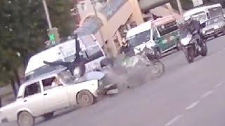Аварии мотоциклистов за Май 2016