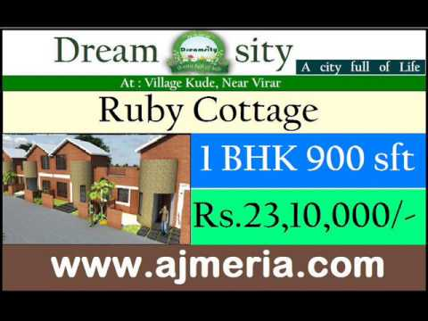 RubyCottage-At-Kude-Dream-sity-Virar-1BHK-Row-House-residential-property-ajmeria.com