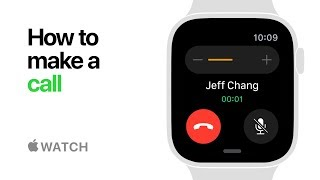 Video Apple Watch Series 4 — How to Make a Call — Apple MP3, 3GP, MP4, WEBM, AVI, FLV September 2018