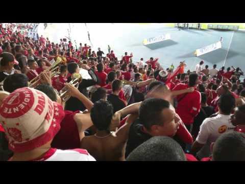 No voy a Dejarte - Baron Rojo Sur - América de Cáli
