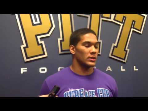 James Conner Interview 7/7/2014 video.