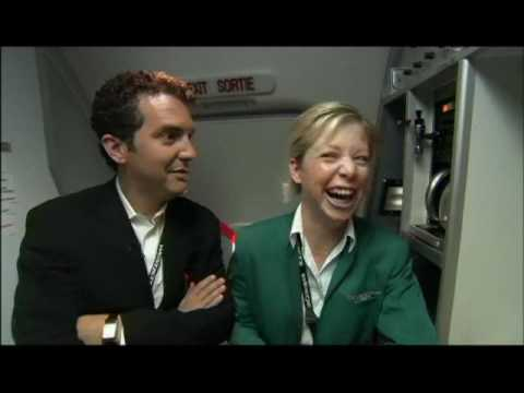 westjet - Rick joins the flight crew on a WestJet flight. (originally aired: October 24, 2006)