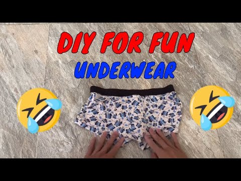 Làm Khẩu Trang Underwear