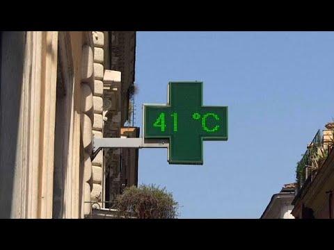 Forscher warnen: Klimawandel größte Gefahr für unse ...