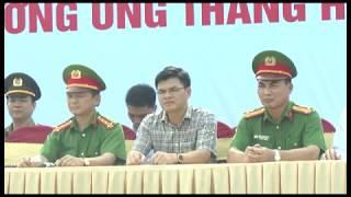 TP Uông Bí: mít tinh ra quân đợt cao điểm tấn công trấn áp tội phạm, bảo vệ năm APEC, hưởng ứng Tháng hành động phòng chống ma túy năm 2017