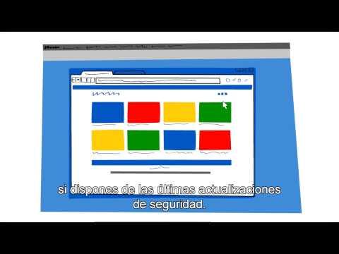 Video 19 de Google Chrome: Mantener Google Chrome actualizado