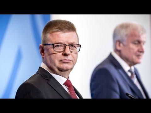Verfassungsschutz: Thomas Haldenwang wird neuer Leite ...