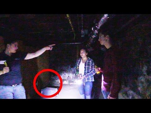 Shanghai Tunnels! Haunted Basement! - Paranormal Walking Tour Part 9 of 9!