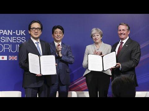 Brexit:«Δεν πρέπει να υποκύψουμε σε εκβιασμό», λέει ο Βρετανός υπουργός Εμπορίου – economy