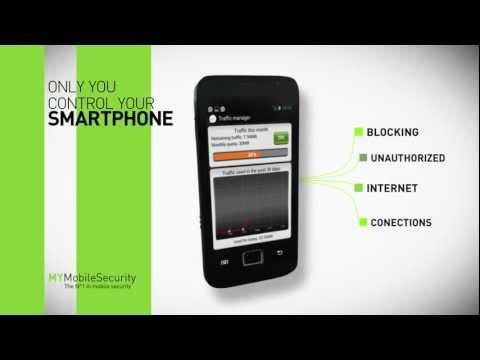 Video of MYAndroid Protection Security