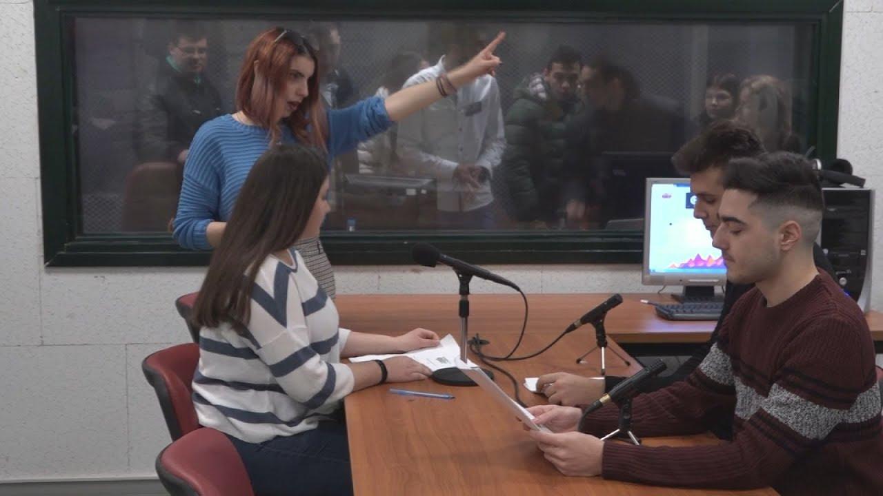 Το European School Radio στο ΤΕΙ Θεσσαλονίκης