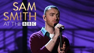 Video Sam Smith - Stay With Me (At The BBC) MP3, 3GP, MP4, WEBM, AVI, FLV Mei 2018