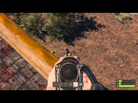 rust - Rust Experimental Multiplayer Gameplay - Part 5 Rust is a survival based game that throws you into the world with nothing but a rock, some bandages and a torch. It's up to you to advance...