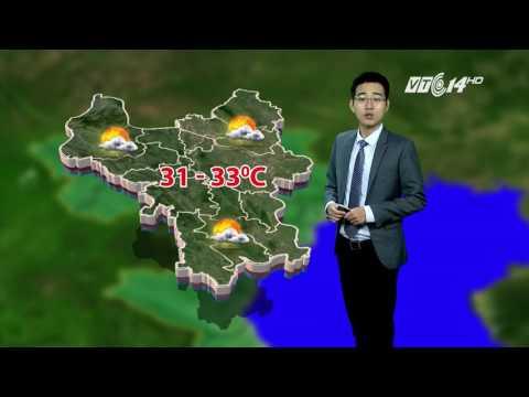 (VTC14)_ Thời tiết Hà Nội ngày 19.05.2017