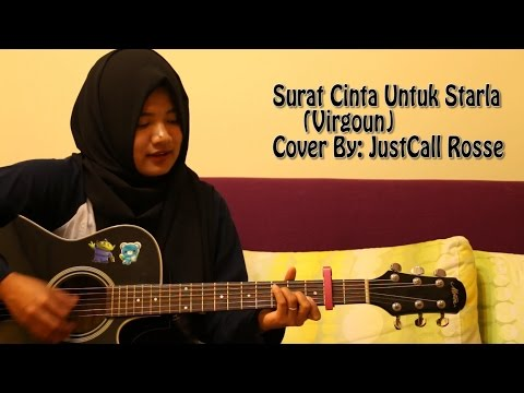 gratis download video - surat-cinta-untuk-starla-Virgoun-cover-by-justcall-rosse