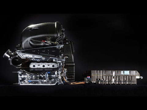 F1 2017 Explained: Power Unit #SimpliF1ed (видео)