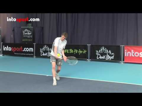 Tennis Backhand- Single Handed Technique