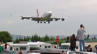 Video Qantas 747 Landing at Wollongong Airport  (VH-OJA) MP3, 3GP, MP4, WEBM, AVI, FLV Juni 2018