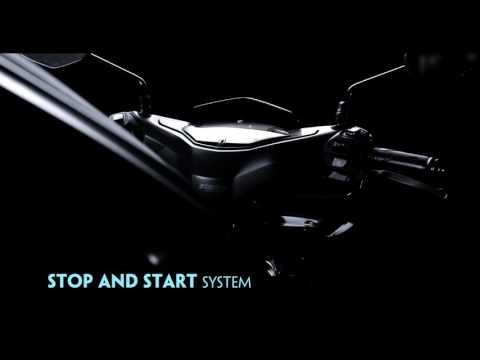 Siêu xe thể thao NVX part 3: Động cơ BlueCore 155cc
