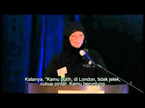Perjalanan menuju Islam - Lauren Booth 1