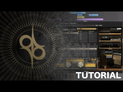 Toontrack EZ Mix 2 – Metal mix in 5 minutes