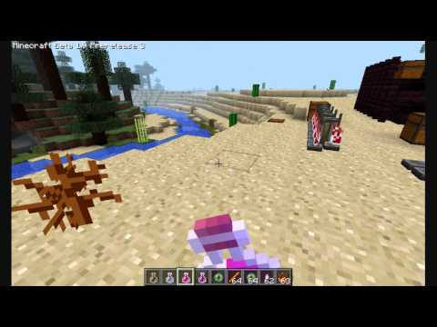 Nowości i inne (jak robić mikstury i zaczarować itemy) w minecraft 1.9 pre-release 3 by SylvariPL