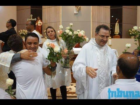 Veja n a TN TV Web Cobertura Missa de Envio dos Padres Sdn, Mundinho e André.
