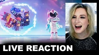 Video The Lego Movie 2 Trailer REACTION MP3, 3GP, MP4, WEBM, AVI, FLV Agustus 2018