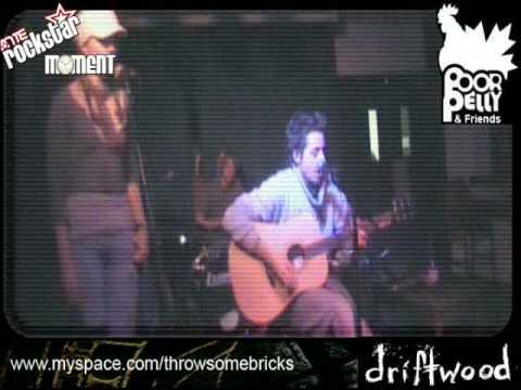 AnteRockstar Moment 01/27/09 Poor Pelly & Friends Driftwood