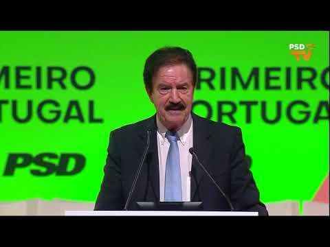 37º Congresso PSD - Intervenção de Fernando Ruas