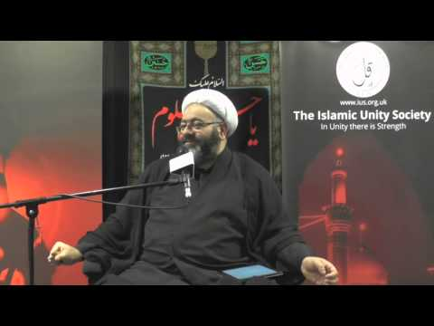 Treating others - Night 2 (Sheikh Mohammed Mehdi)