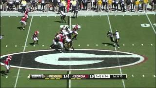 James Franklin vs Georgia (2013)