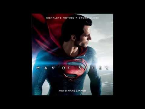 Man of Steel: Complete Motion Picture Score | 19. First Flight