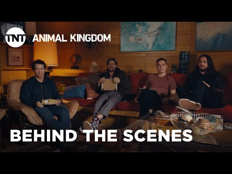 Animal Kingdom: Trivia With the Boys   TNT