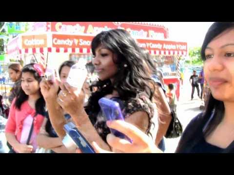 MaRiaDaSa - Big in Canada (LIVE PERFORMANCE) Part 1