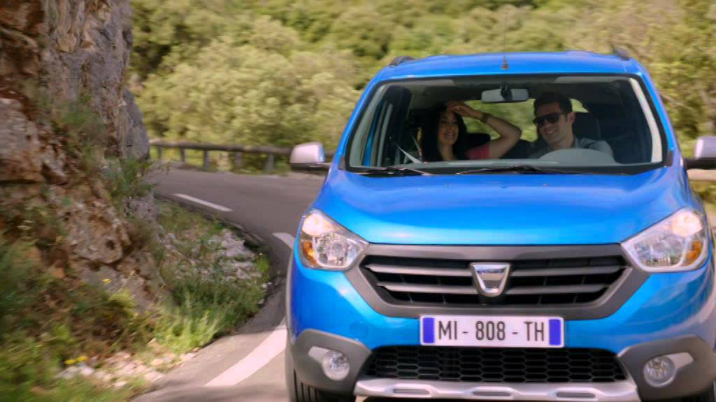 2014 Dacia Lodgy Stepway