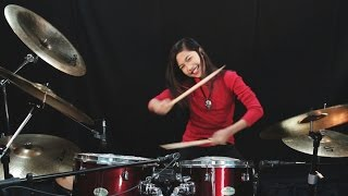 Video Wali Band - Antara Aku, Kau dan Batu Akikku - Drum Cover by Nur Amira Syahira MP3, 3GP, MP4, WEBM, AVI, FLV Januari 2019
