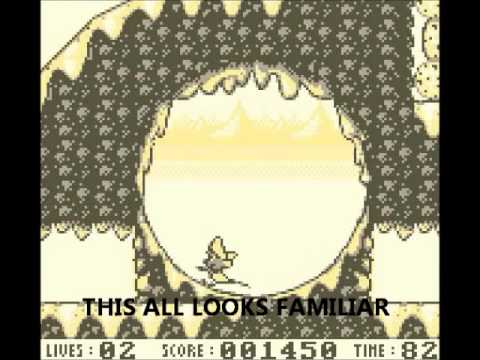 looney tunes game boy music