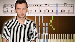 PET CHEETAH (Twenty One Pilots) - Piano Tutorial + SHEETS