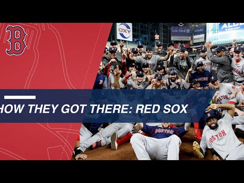 Video: How They Got There: Sox advance to World Series