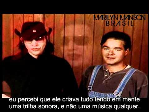 Marilyn Manson fala sobre a trilha sonora do filme Resident Evil