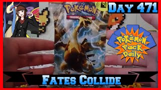 Pokemon Pack Daily Fates Collide Booster Opening Day 471 - Featuring JessCollectsCards by ThePokeCapital