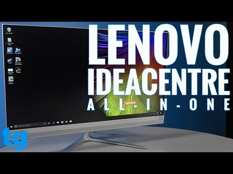 Product Review: Lenovo IdeaCentre All-In-One PC