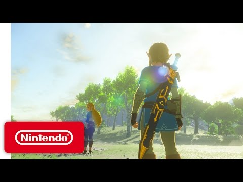 The Legend of Zelda: Breath of the Wild Trailer