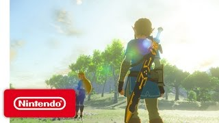 The Legend of Zelda Breath of the Wild  Nintendo Switch Presentation 2017 Trailer