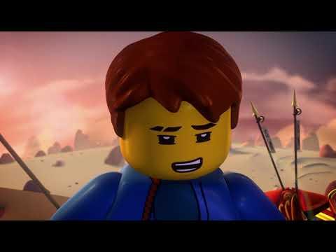 Homecoming - LEGO Ninjago | Season 1, Ep. 10